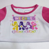 Care Bears Build A Bear Shirt-We Got Character