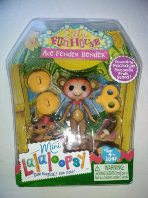 Silly FunHouse Ace Fender Bender Mini Lalaloopsy-We Got Character