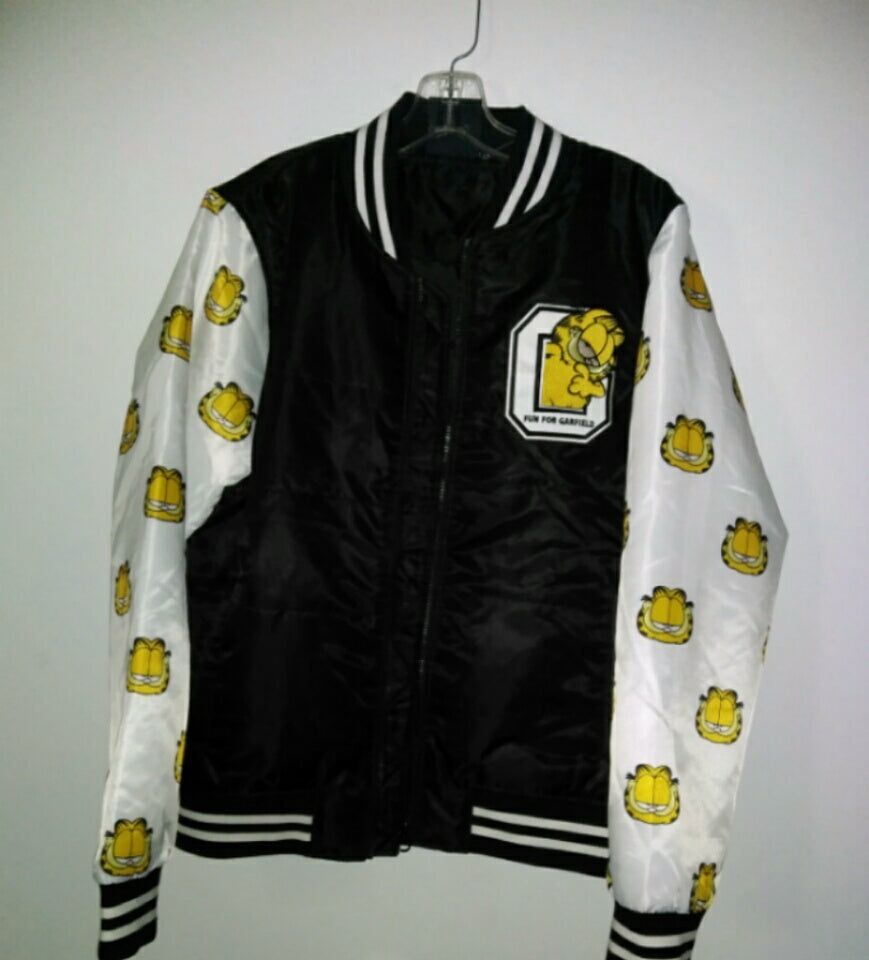 Fun For Garfield Jacket - We Got Character