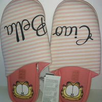Ciao Bella Garfield Slippers-We Got Character