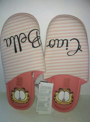 Ciao Bella Garfield Slippers - We Got Character