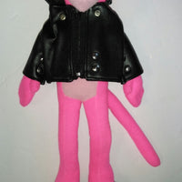 Pink Panther Plush-We Got Character