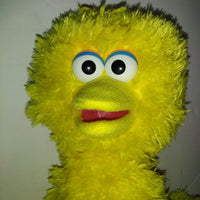 2014 Big Bird Plush-We Got Character