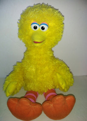 2014 Big Bird Plush - We Got Character
