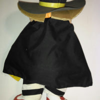 1987 McDonald's Hamburglar Doll