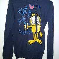 Garfield Navy Blue Hoodie - We Got Character