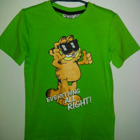 Garfield T Shirt Everything All Right - We Got Character