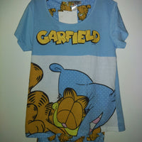 Garfield 2 Piece Pajama Set-We Got Character