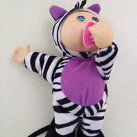 Cabbage Patch Kid CPK Zebra Doll-We Got Character