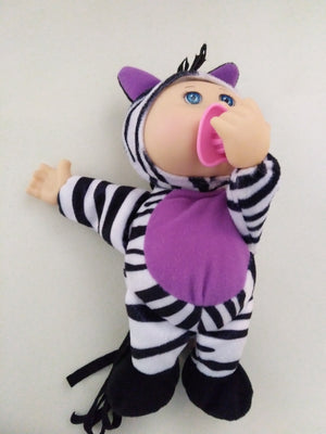 Cabbage Patch Kid CPK Zebra Doll - We Got Character
