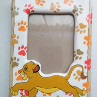Simba Lion King Picture Frame-We Got Character