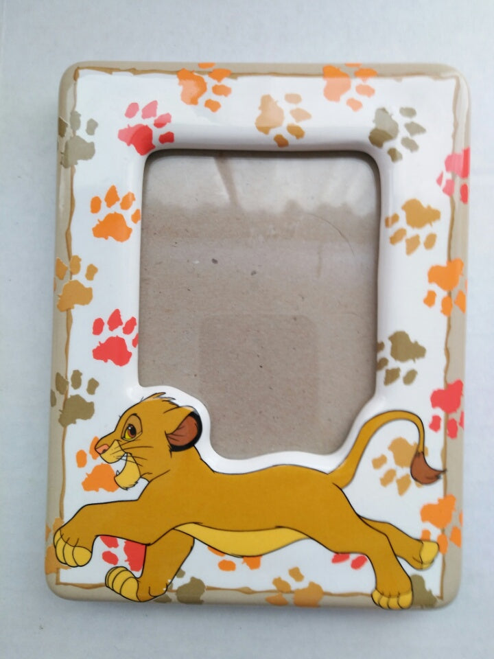 Simba Lion King Picture Frame