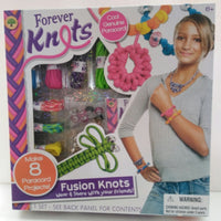 Forever Knots Paracord Craft Kit-We Got Character