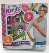 Forever Knots Paracord Craft Kit - We Got Character