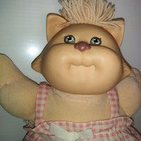 CPK Cabbage Patch Kid Koosas Cat Plush Doll-We Got Character