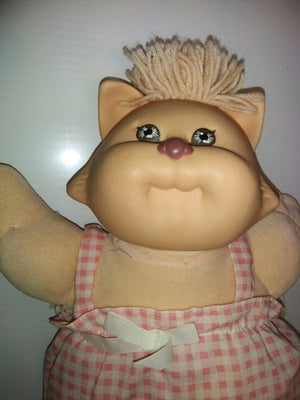 CPk Cabbage Patch Kid Koosas Cat Plush Doll - We Got Character