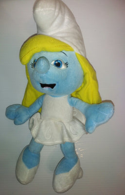 Smurfette Kellytoy Plush - We Got Character