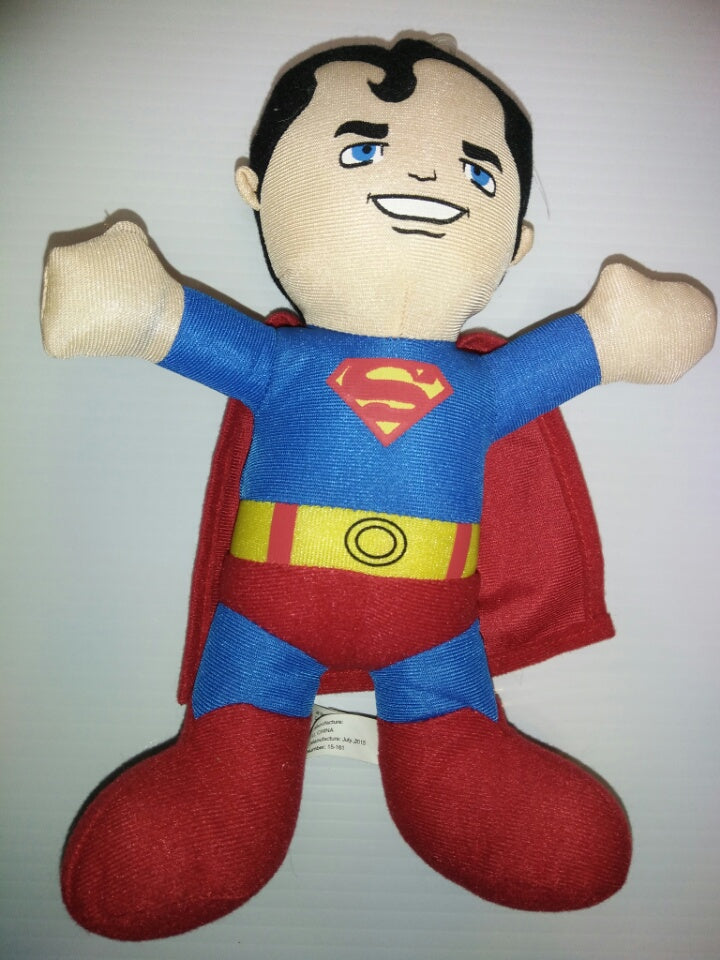 2015 Toy Factory Superman Plush - We Got Character