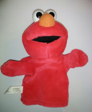 2004 Elmo Hand Puppet By Fisher Price - We Got Character
