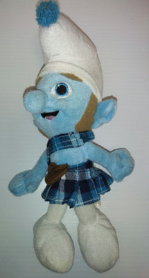 2013 Kellytoy Gutsy Smurf Plush - We Got Character