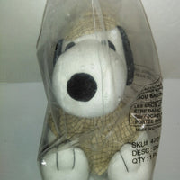 Snoopy Metlife Detective Plush-We Got Character