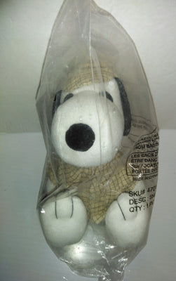 Snoopy Metlife Detective Plush - We Got Character