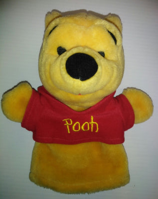Disney Winnie The Pooh Hand Puppet - We Got Character