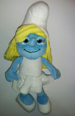 Smurfette Jakks Pacific's Plush - We Got Character