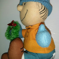 Hallmark Talking Linus Christmas Plush