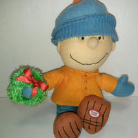 Hallmark Talking Linus Christmas Plush-We Got Character