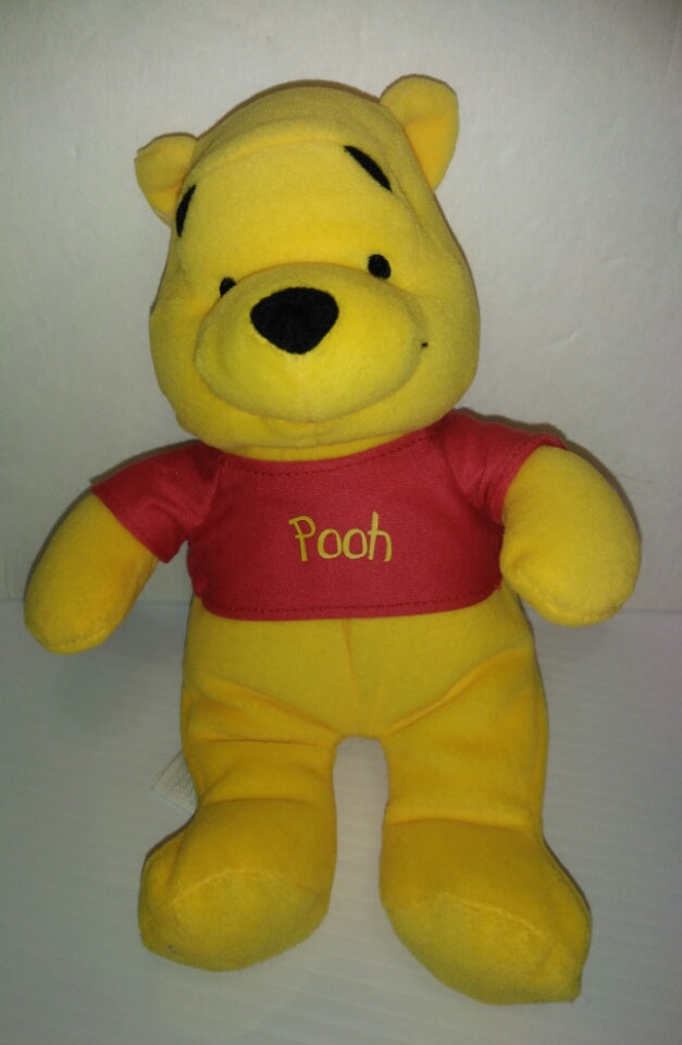 Winnie the Pooh Lighted Musical Plush-We Got Character
