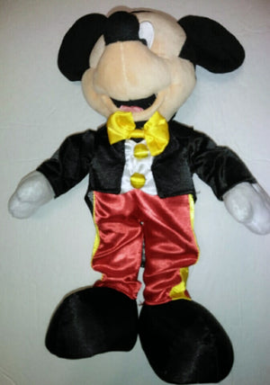 Mickey Mouse Plush-We Got Character