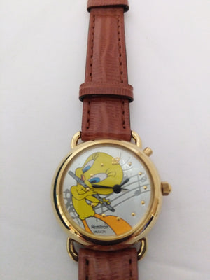 Armitron Looney Tunes Tweety Bird Musical Watch - We Got Character