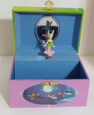 Disney Tinker Bell  Jewelry Box