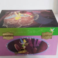 Disney Tinker Bell  Jewelry Box - We Got Character