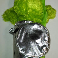 Oscar The Grouch Plush Backpack-We Got Character