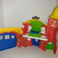 Disney Mickey Mouse Firehouse Playset Lights & Sounds-We Got Character
