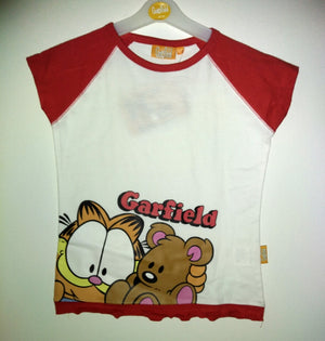 Garfield Pooky Youth Shirt-We Got Character