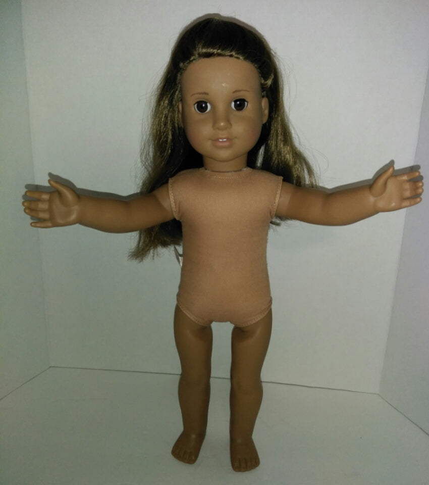 American Girl Doll Just Like You Truly Me We Got Character