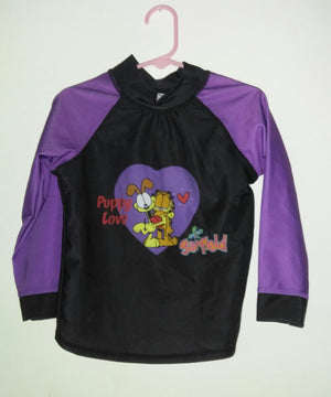 Garfield Odie Puppy Love Long Sleeve Shirt - We Got Character