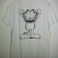 Garfield White T-Shirt-We Got Character