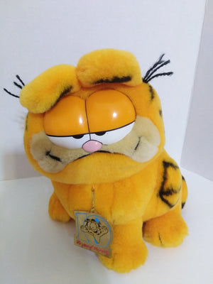Garfield 10 yr Plush Year Of The Party - We Got Character