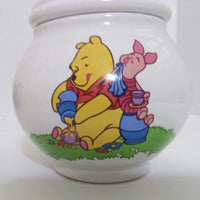 Winnie the Pooh Sugar Bowl And Spoon-We Got Character