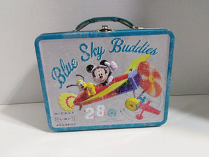 Mickey Mouse Blue Sky Buddies Tin Storage Box - We Got Character