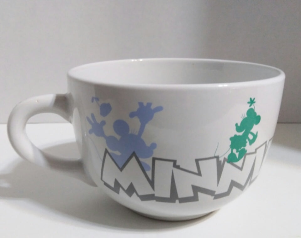 Minnie Mouse Soup Cup Bowl-We Got Character