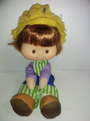 American Greetings Huckleberry Pie Vinyl Doll 1980-We Got Character
