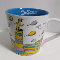 Dr. Seuss Oh the Places 12 Oz. Ceramic Mug-We Got Character