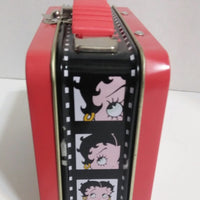 Betty Boop Collector Tin Storage Box with handle-We Got Character