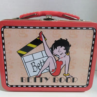 Betty Boop Collector Tin Storage Box with handle - We Got Character