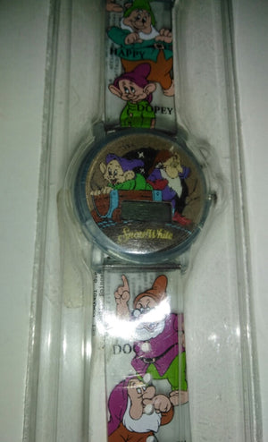 Disney Snow White Watch-We Got Character